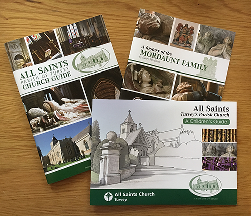 New church guidebooks
