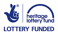Heritage Lotter Fund - Lottery Funded logo